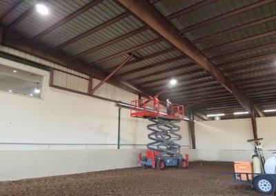 Horse arena in Rio Verde