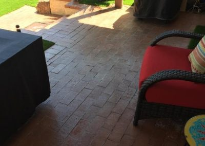 Jim's pictures of sealed brick