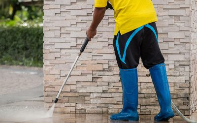 Power Wash Your Home and Concrete Surfaces